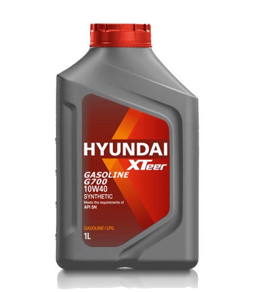 XTeer Gasoline G700 10W40