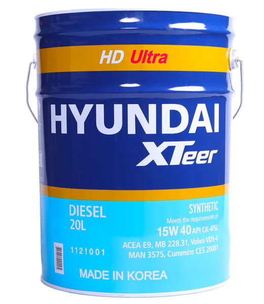 XTeer HD Ultra 15W40