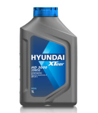 hyundai xteer HD 3000 20w50