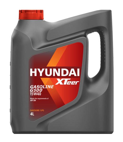 XTeer Gasoline G500 15W40