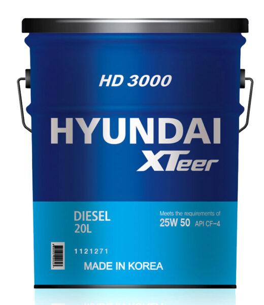 XTeer HD 3000 25W50