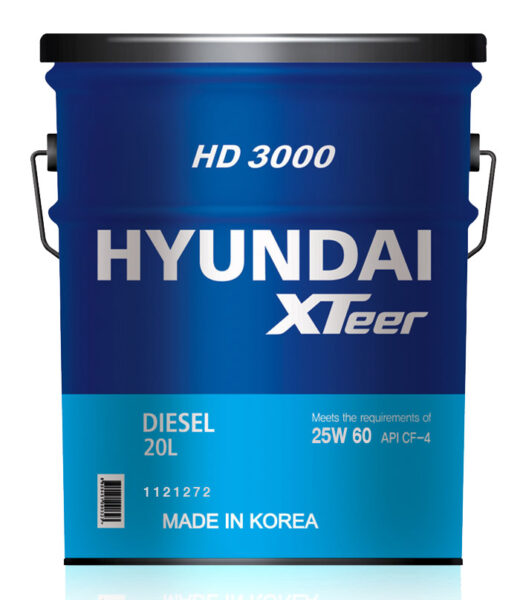 XTeer HD 3000 25W60