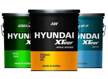 гдравлическое масло hyundai