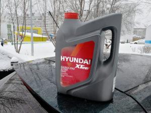 Hyundai XTeer Gasoline G700 5w40