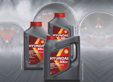 Испытания GF-6 HYUNDAI XTeer Gasoline Ultra Protection