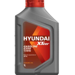 hyundai xteer gasoline G500 10w40