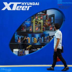 бренд HYUNDAI XTEER