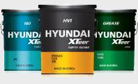 индустриальное масло hyundai