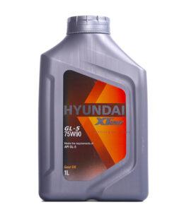 hyundai_xteer_gear_oil_GL-5_75w90_1_lt